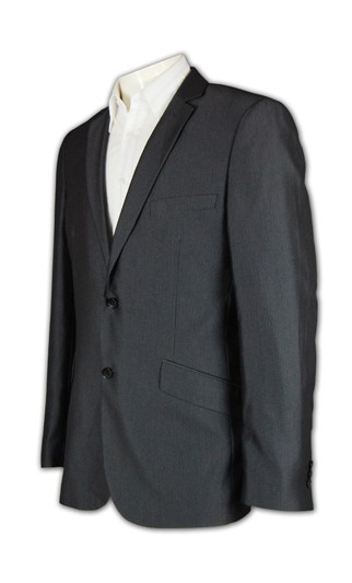 NSD-ST-13 Mens Black Blazers, Custom Business Blazers