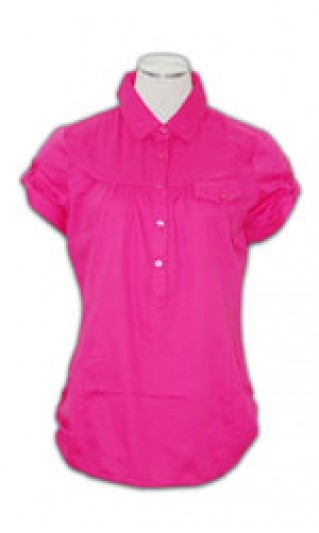 ST-WSF808 Tailored Women blouse, Suit Shirt Suppliers